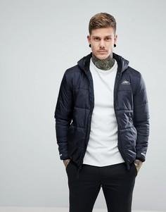 Черная стеганая куртка с капюшоном Penfield Schofield - Черный