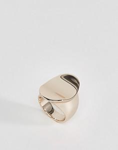 Кольцо с печаткой Fiorelli - Золотой