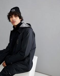 Черная горнолыжная куртка Billabong Velocity - Черный