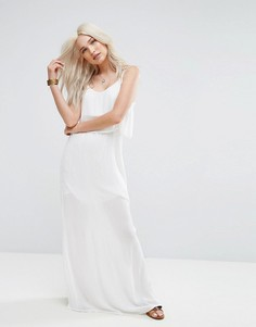 Платье макси на бретельках Pimkie - Белый