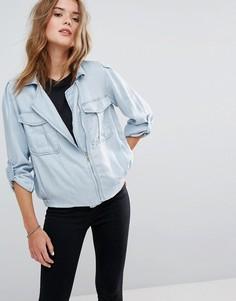 Джинсовая куртка Pimkie - Синий