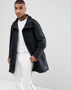 Черная нейлоновая ветровка adidas Originals EQT BQ2059 - Черный