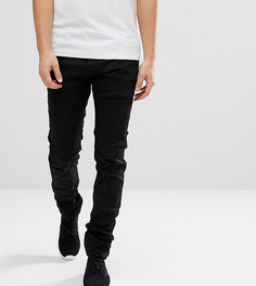Черные джинсы скинни Diesel Tepphar-M 84LQ - Черный
