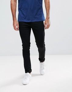 Черные джинсы скинни LDN DNM - Черный