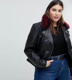 Куртка-авиатор Urbancode Plus - Черный