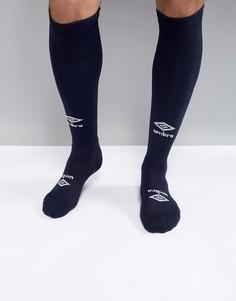 Футбольные носки Umbro - Темно-синий
