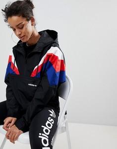 Черная куртка adidas Originals Fotanka - Черный