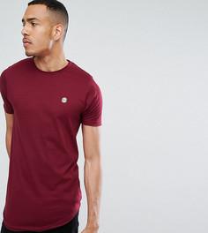 Длинная футболка Le Breve Tall - Красный
