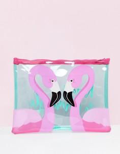 Кошелек с фламинго Sunnylife - Мульти