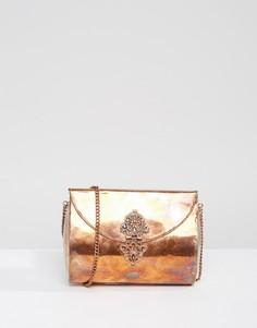 Металлическая сумка ручной работы Park Lane - Медный