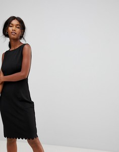 Платье из двойного трикотажа Sugarhill Boutique - Черный