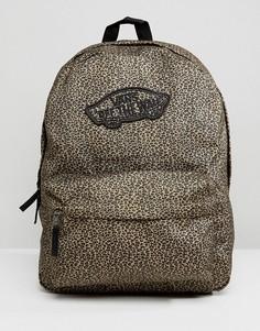 Рюкзак с леопардовым принтом Vans - Мульти