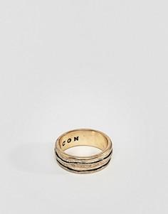 Золотистое кольцо Icon Brand Preminum - Золотой