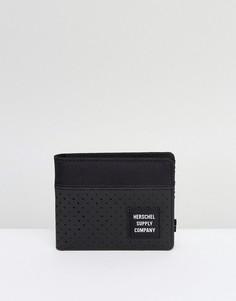 Складывающийся вдвое бумажник Herschel Supply Co - Черный