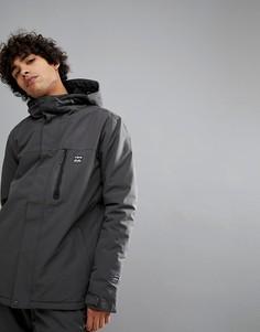 Темно-серая куртка Billabong All Day Snow - Серый