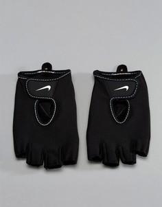 Черные спортивные перчатки Nike Fundamental - Черный