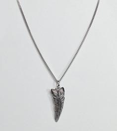 Серебряное ожерелье Seven London - Серебряный