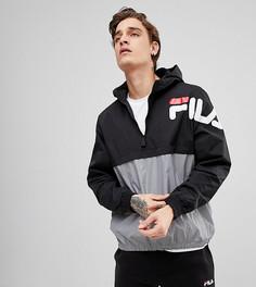 Куртка со светоотражающей вставкой Fila Black Line - Черный