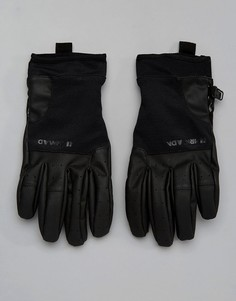 Черные перчатки с флисовой подкладкой Armada Throttle - Черный