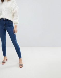 Зауженные джинсы New Look - Синий
