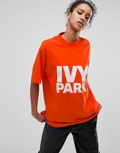 Красная футболка с логотипом Ivy Park - Красный