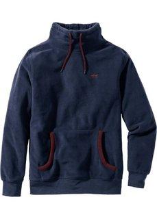 Куртка Regular Fit с капюшоном (темно-синий) Bonprix