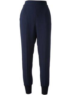 спортивные брюки классического стиля Stella McCartney