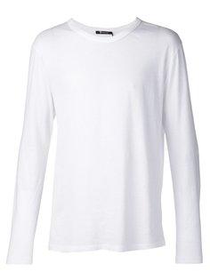 футболка с длинными рукавами T By Alexander Wang