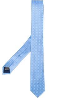 тканый галстук в горох Fashion Clinic Timeless