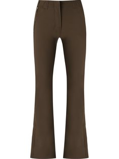 брюки кроя слим Gloria Coelho