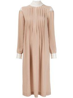 расклешенное платье Veronique Branquinho