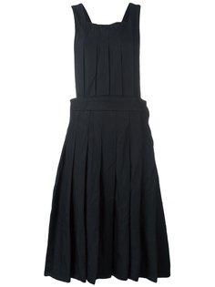 плиссированное платье Comme Des Garçons Comme Des Garçons