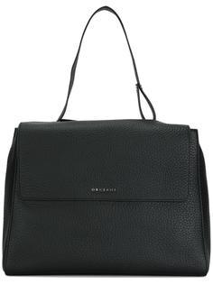 сумка-тоут с верхней ручкой Orciani