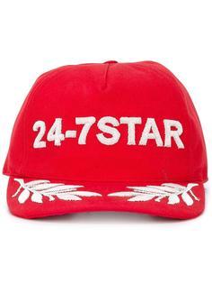 бейсболка с логотипом 24-7  Dsquared2