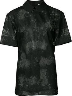 кружевная рубашка Carven