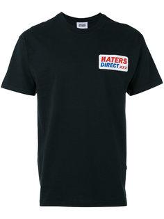 футболка с принтом Christopher Shannon
