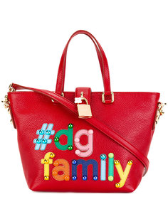 сумка-шоппер Dolce Dolce & Gabbana