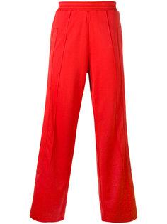 спортивные брюки свободного кроя Givenchy