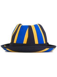 шляпа в полоску Comme Des Garçons Shirt