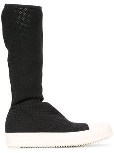 кроссовки с перфорацией Rick Owens DRKSHDW
