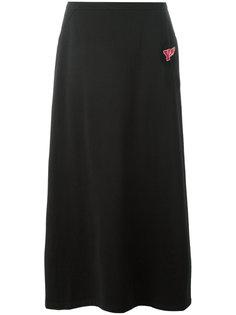 юбка со складками  Y-3