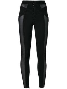 спортивные брюки с контрастным дизайном Murmur