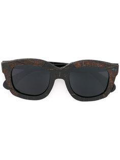 квадратные солнцезащитные очки Glasogon