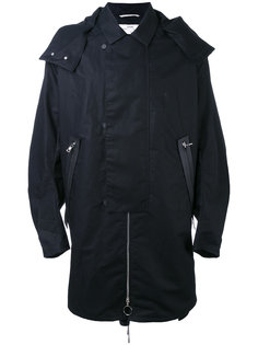 пальто с классическим воротником  Oamc