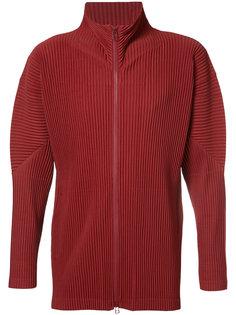 спортивная куртка на молнии Homme Plissé Issey Miyake