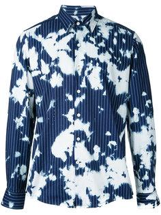 полосатая рубашка Casely-Hayford