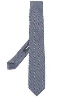 галстук с мелким принтом Dsquared2