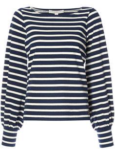 блузка в полоску Marc Jacobs