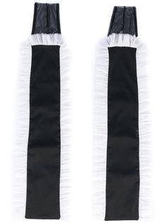 удлиненные перчатки  Murmur