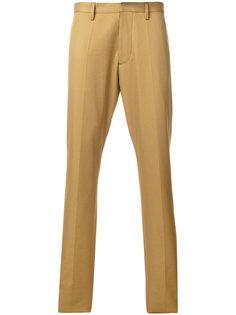брюки-чинос зауженного кроя Dsquared2